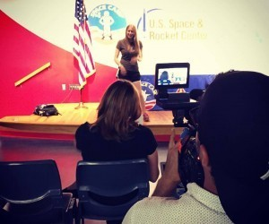 Speaking at Space Camp: It's Happening!
