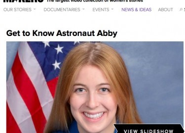 Makers.com Astronaut Abby