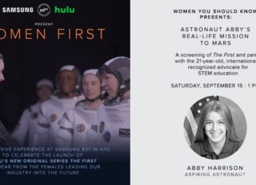 Hulu The First Includes TMG Founder in Women First Launch Events