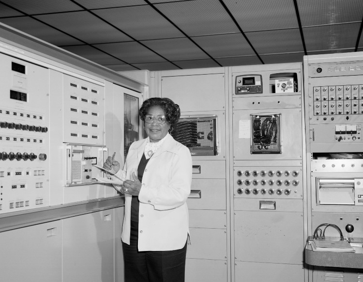 Astronaut Abby_11 Women Who Broke Barriers in the Space Industry_Mary Jackson_2021