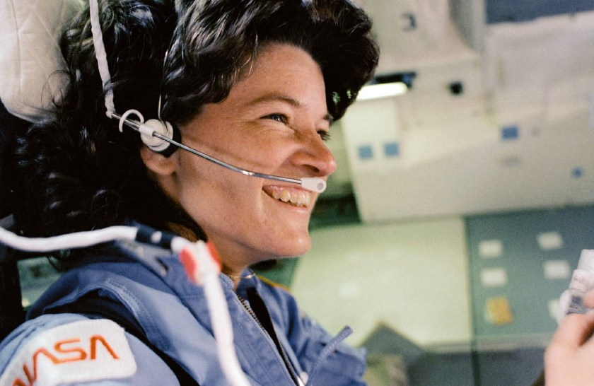 Astronaut Abby_11 Women Who Broke Barriers in the Space Industry_Sally Ride_2021