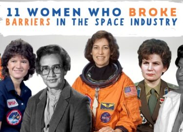 Astronaut Abby_11 Women Who Broke Barriers in the Space Industry_2021