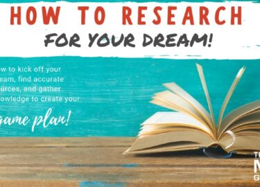 The Mars Generation_How To Research For Your Dream_2021