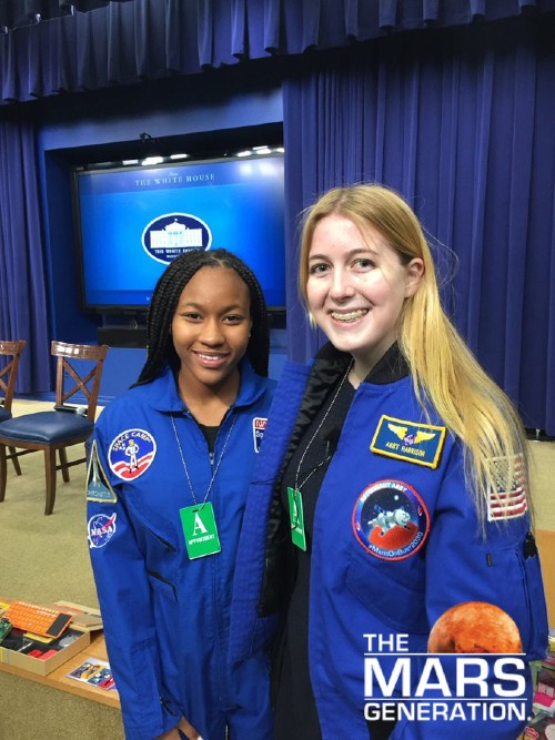 The Mars Generation_10 Influential Young Leaders in STEM_2021