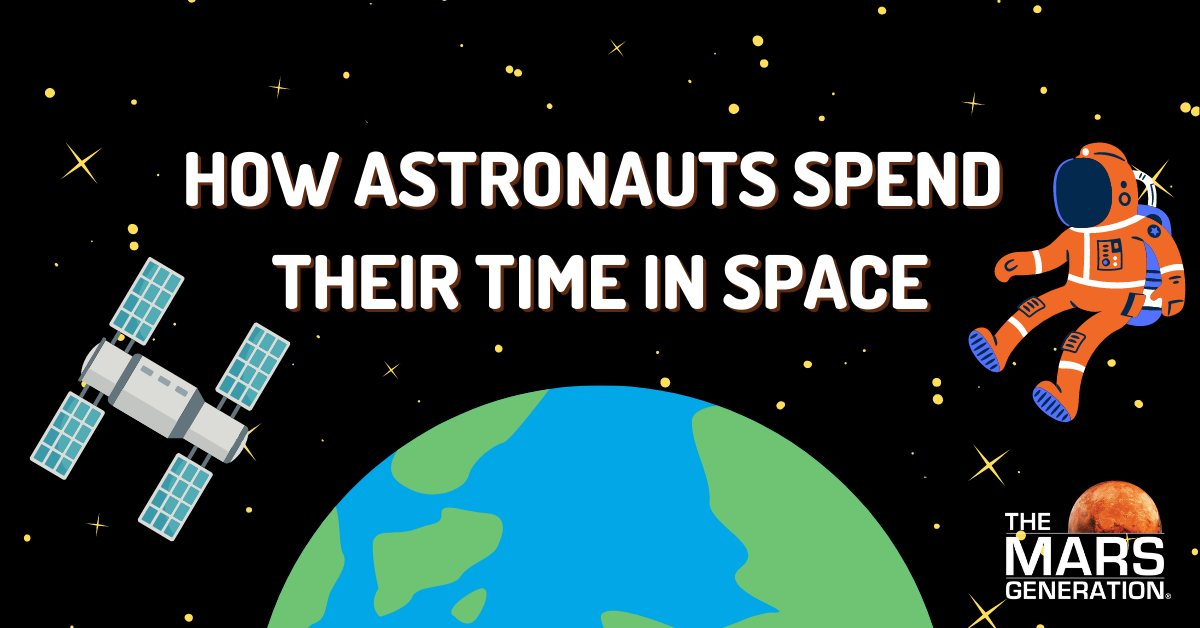 Astronaut Abby_How Astronauts Spend Their Time in Space_The Mars Generation