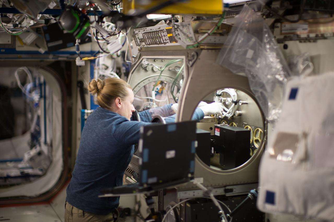 Astronaut Abby_Astronauts Time in Space_Science Work_The Mars Generation