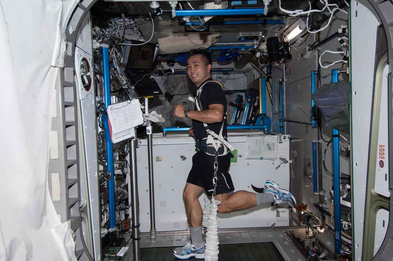 Astronaut Abby_Astronauts Time in Space_Exercise_The Mars Generation
