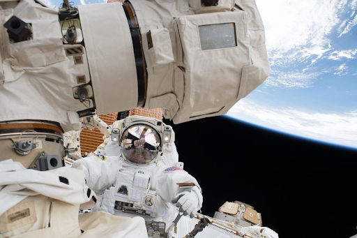 Astronaut Abby_Astronauts Time in Space_Space Walk_The Mars Generation