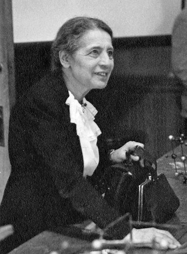 Astronaut Abby_Space and STEM Role Models for Girls_Lise Meitner Image