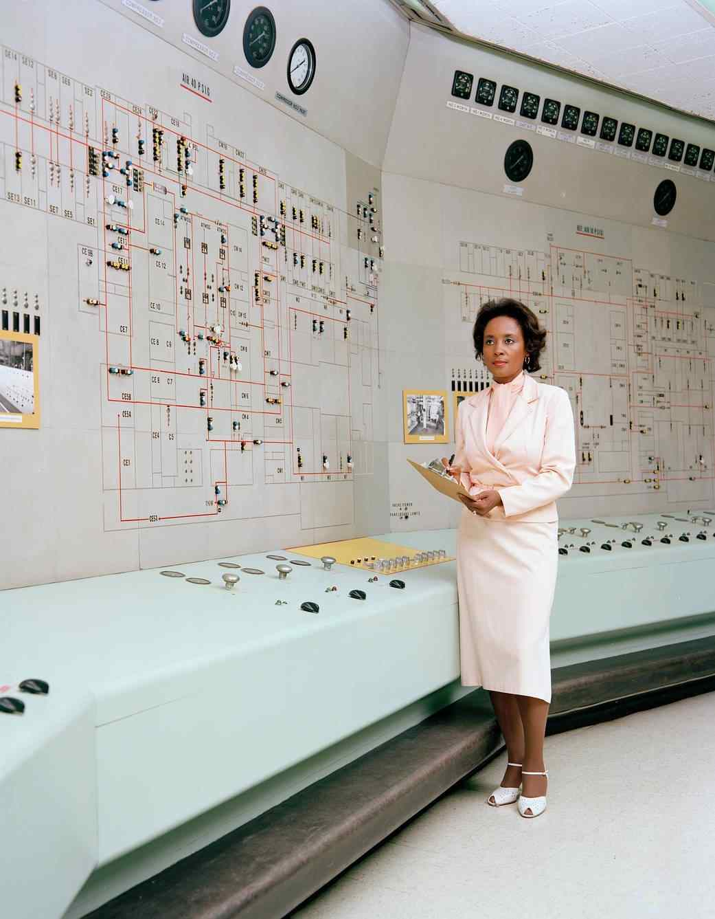 Astronaut Abby_Space and STEM Role Models for Girls_Annie Easley Image