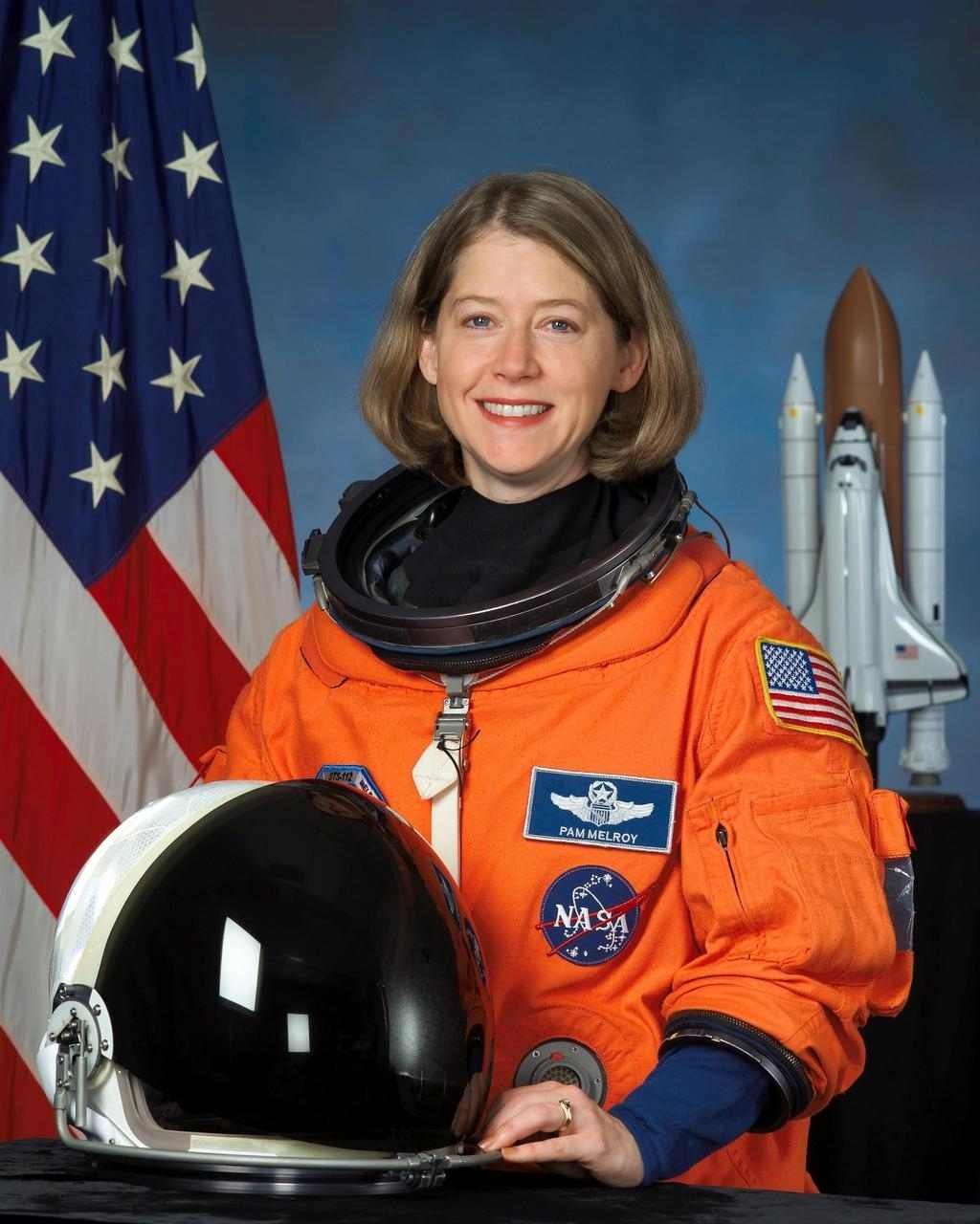 Astronaut Abby_Space and STEM Role Models for Girls_Pamela Melroy Image