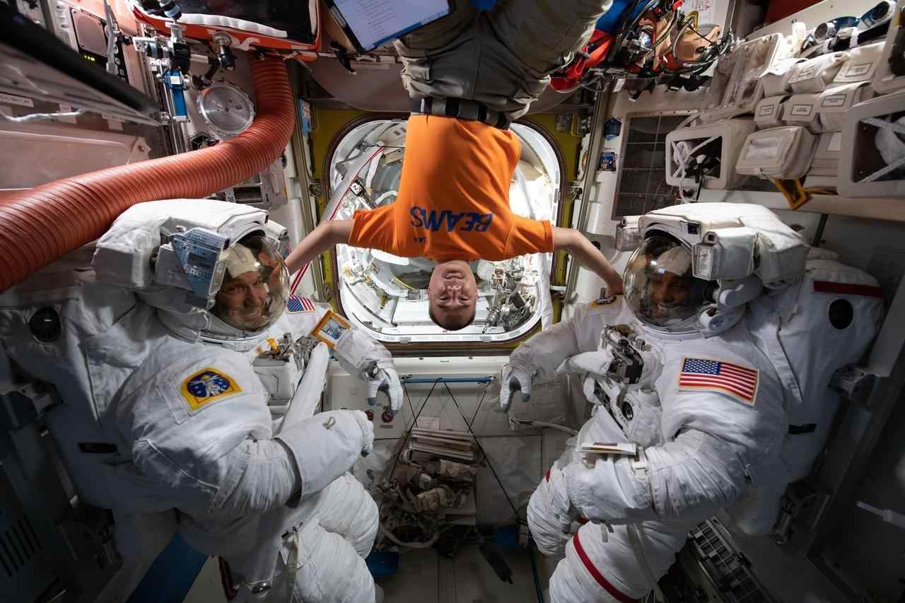 Astronaut Abby_Astronauts on International Space Station_Fears of Astronauts